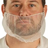 UltraSource Beard Nets, Latex Free Polypropylene, Honeycomb, 18