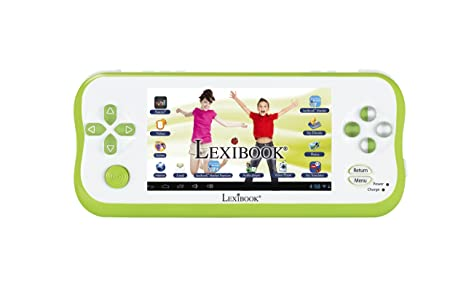 LEXIBOOK- MFC045FR -Tablette Tab Star Version FR