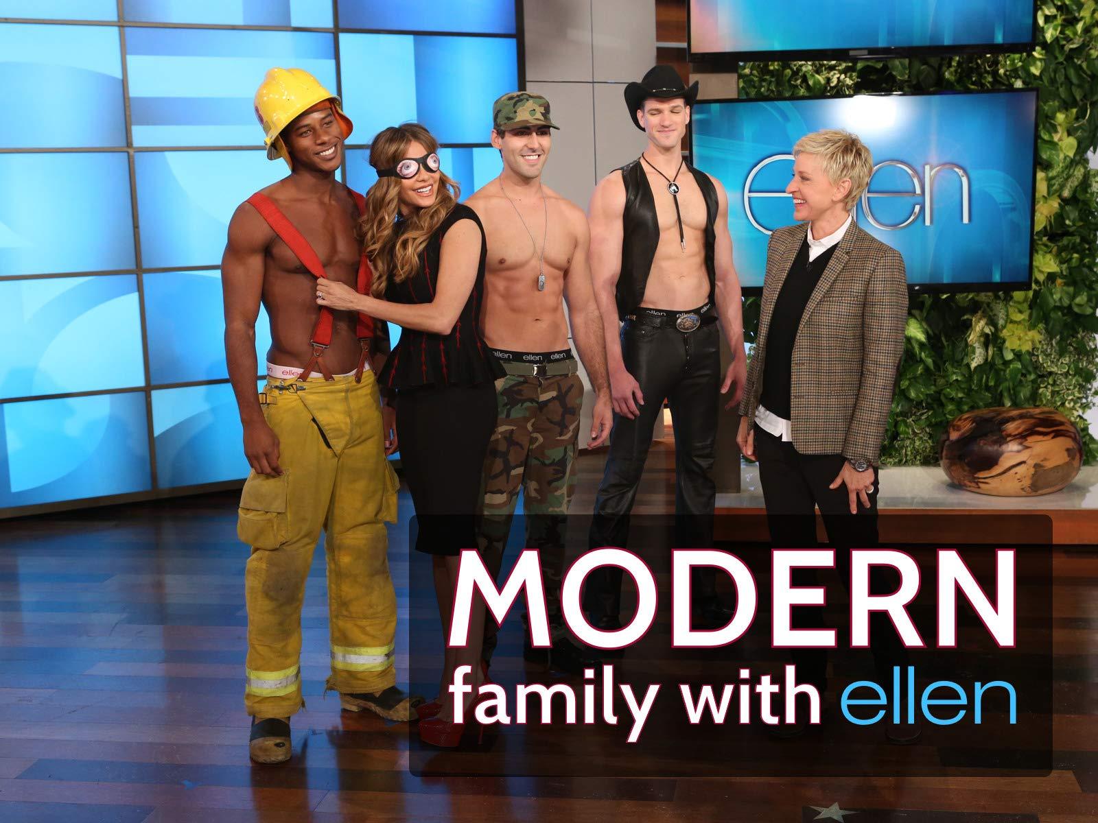 'Modern Family' on Ellen
