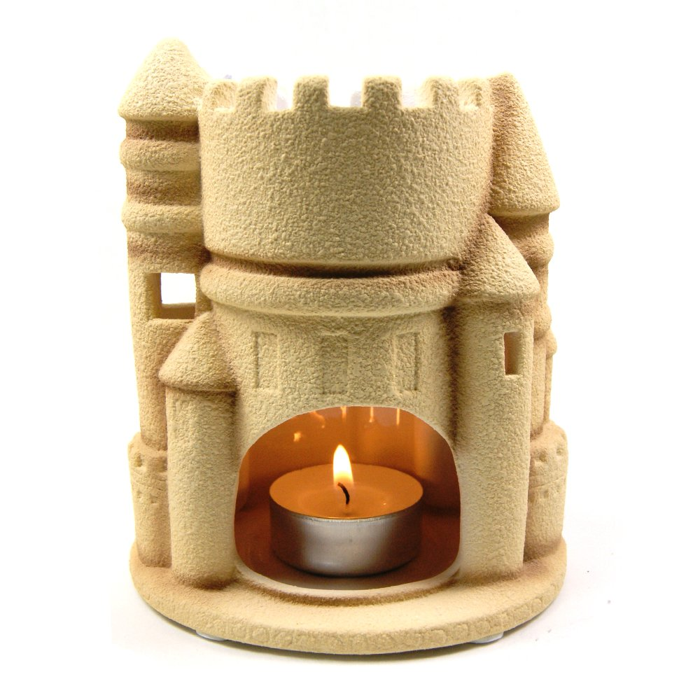 Sandcastle Oil Burner
