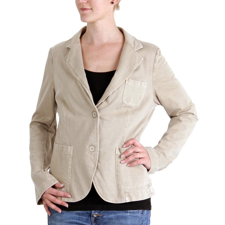 MASONS Damen Sweat Blazer Giacca Tery Beige JERB101 online bestellen