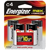 Energizer C-Cell (4 Count)