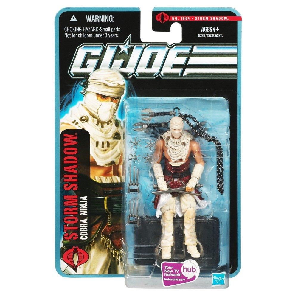 G.I. Joe Storm Shadow Cobra Ninja – The Pursuit of Cobra Desert Battle – Actionfigur von Hasbro günstig kaufen