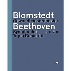 Symphonies 5 6 7 9 [Blu-ray]