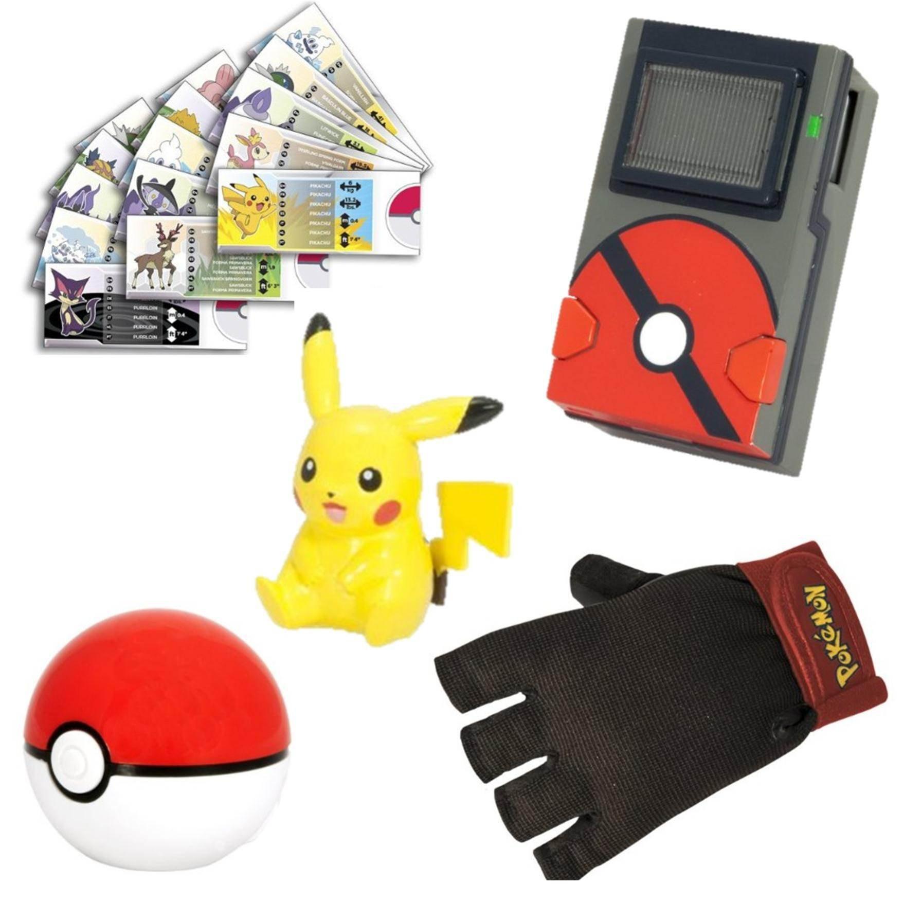 Toys For Trainers : Pokemon pokedex trainer kit ebay