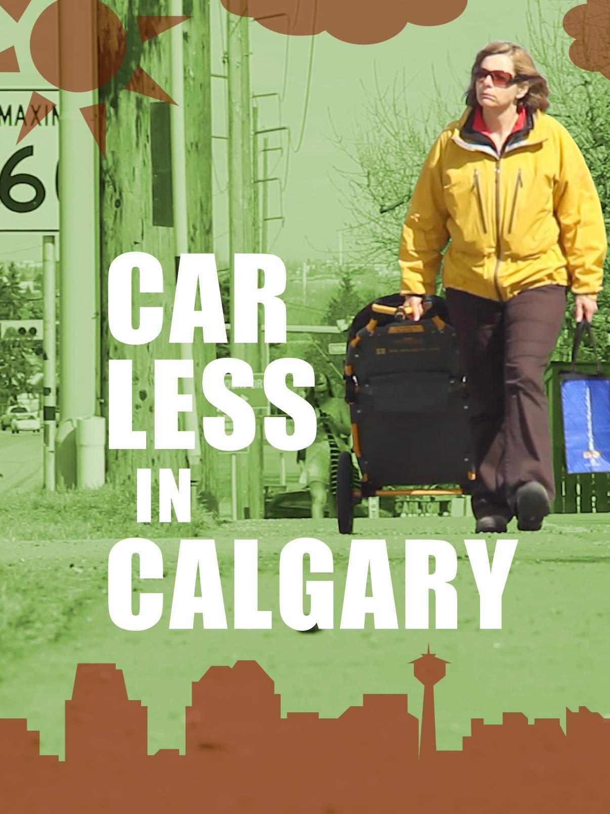 Car Less in Calgary