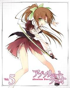 アブソリュート・デュオ Vol.5 [Blu-ray]