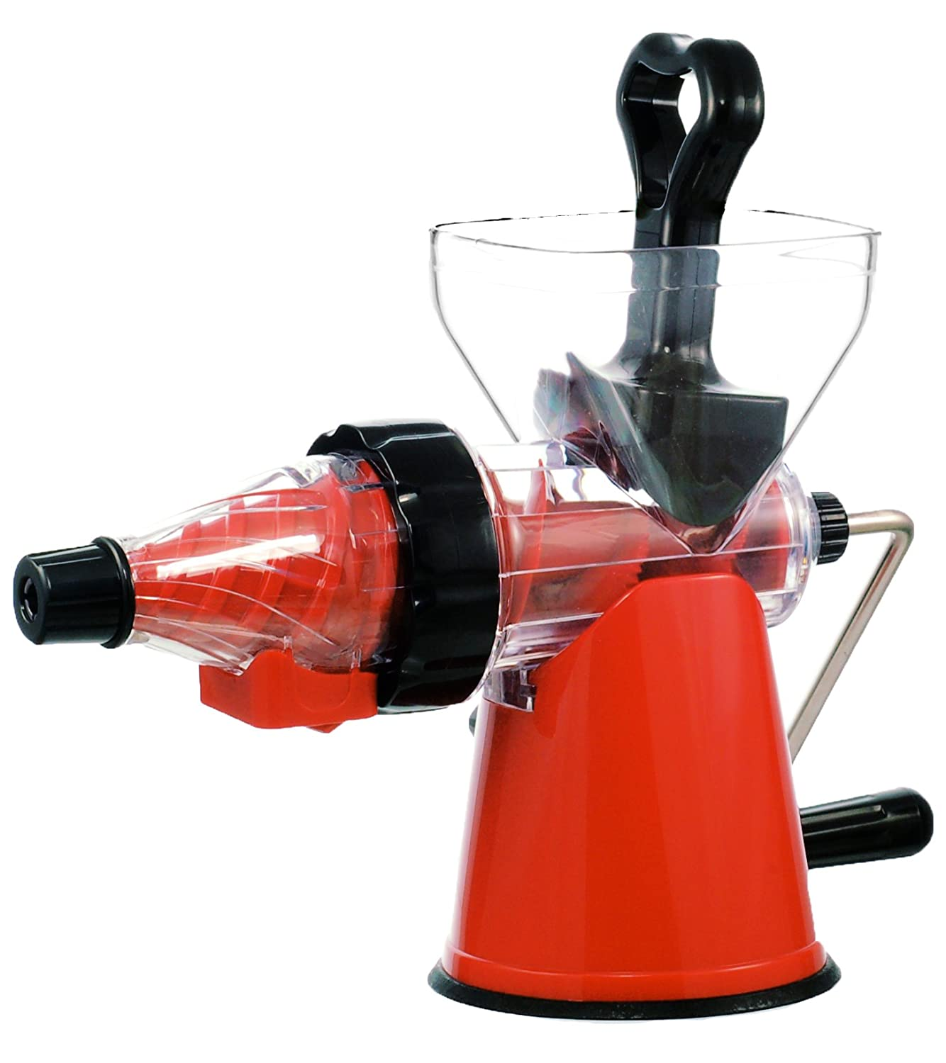 Zweissen Cold Press Juicer : ZWEISSEN Hand Operated Fruit vegetable Masticating Slow juicer Cold Press pulp e eBay