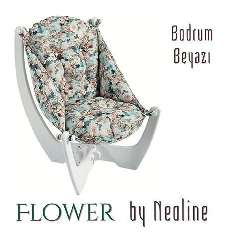 Bodrum weiß–NeoLine Liege Sofa Ottomane