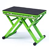 Black Mountain Products Adjustable Plyo Jump Training Plyometric Box, Green