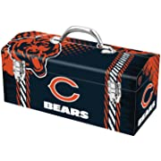 S.A.W. 79-306 Chicago Bears Art Deco Tool Box