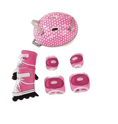 GÖtz - Kit Roller-Blade pour poupées de 46 à 50 cm
