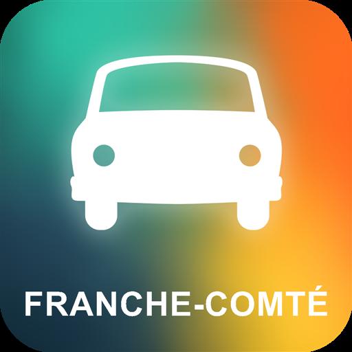 Franca Contea Navigazione GPS