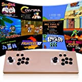 PinPle Arcade Game Console 815 Retro Classic Games with Double Joysticks - Support HDMI + VGA + Audio + 2 Players - Computer / HDTV / Monitor / Projector