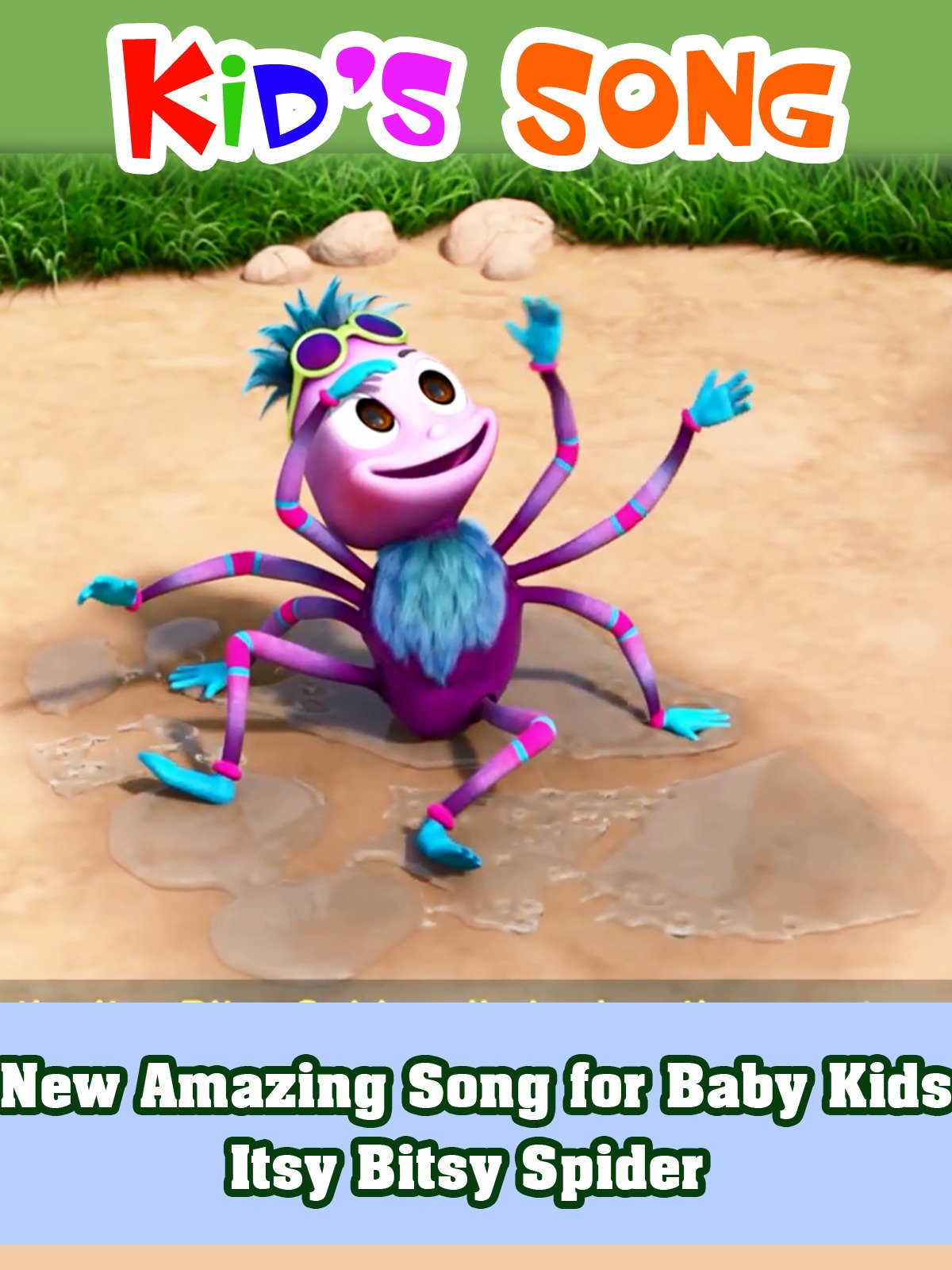 New Amazing Song for Baby Kids