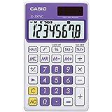 Casio SL-300VC Standard Function Calculator, Purple (Color: Purple)