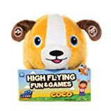 Hilarious Animals Made to Get Kids Active, Fuzzy Flyers, Coco the Dog
