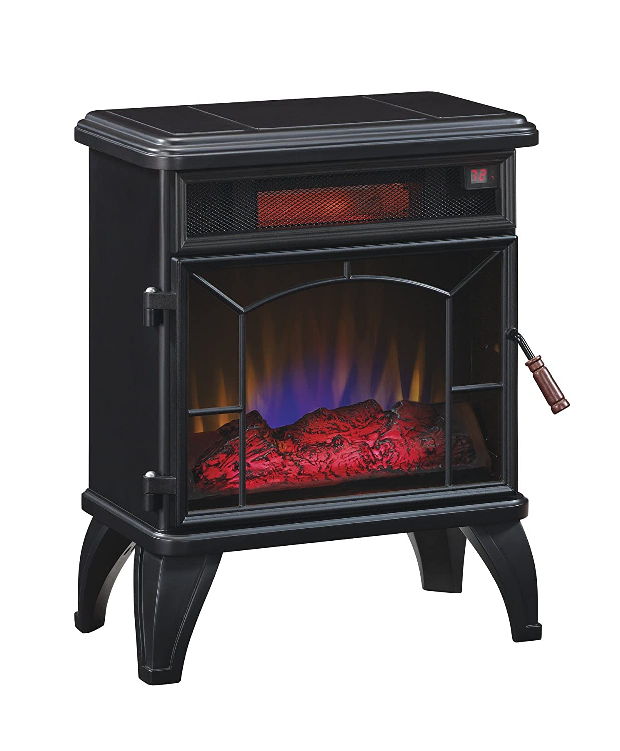 this duraflame infrared quartz heater is possibly the best option at