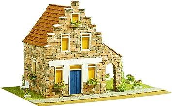 Domus Kits - 83/40306 - Loisir Créatif - Maquette - Maison Country 9