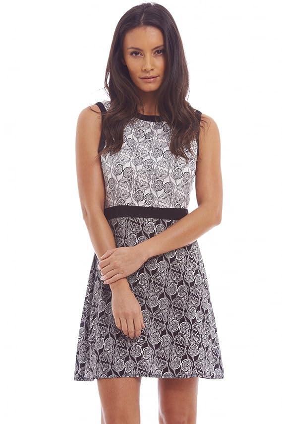 AX Paris Women's Summer Floral Dress