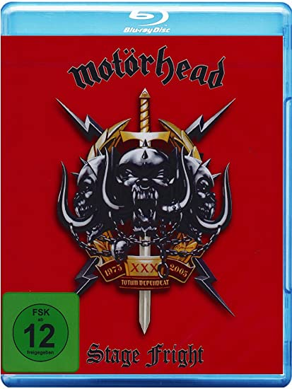 Motörhead – Stage Fright [Full] [BRRip 1080p] [Concierto Completo] [MEGA]