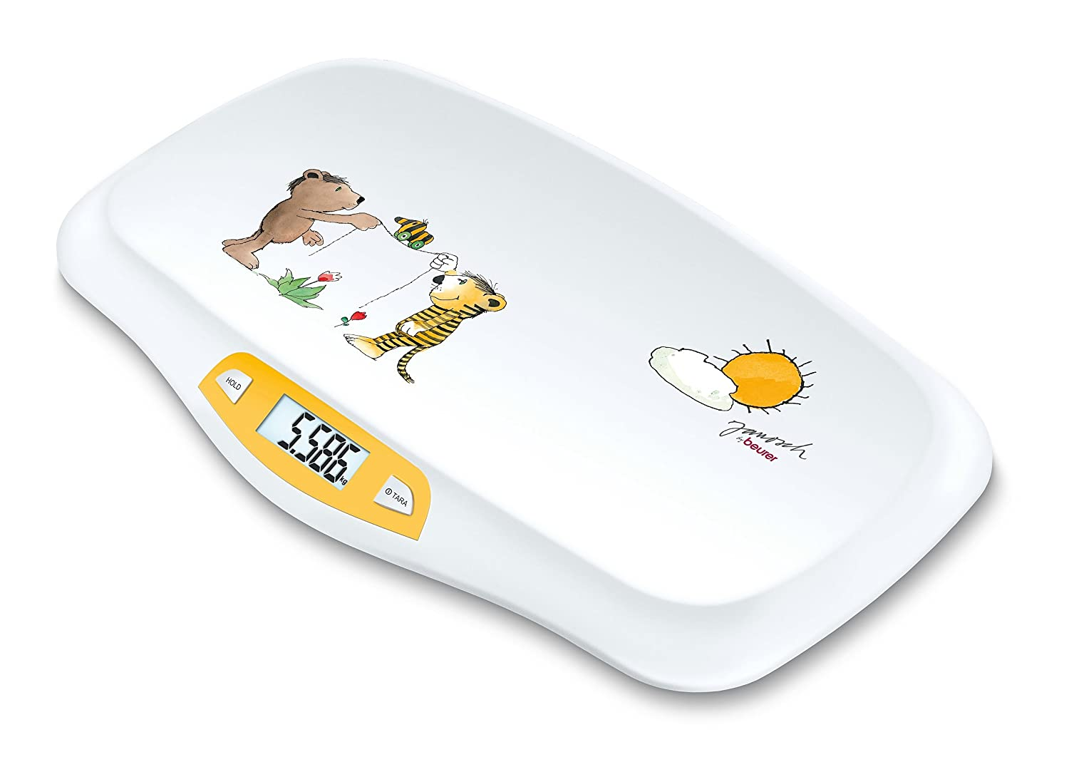 Beurer JBY80 Electronic Baby Scale