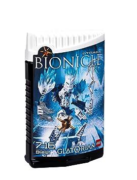 LEGO - 8982 - Jeu de construction - Bionicle Glatorian - Strakk