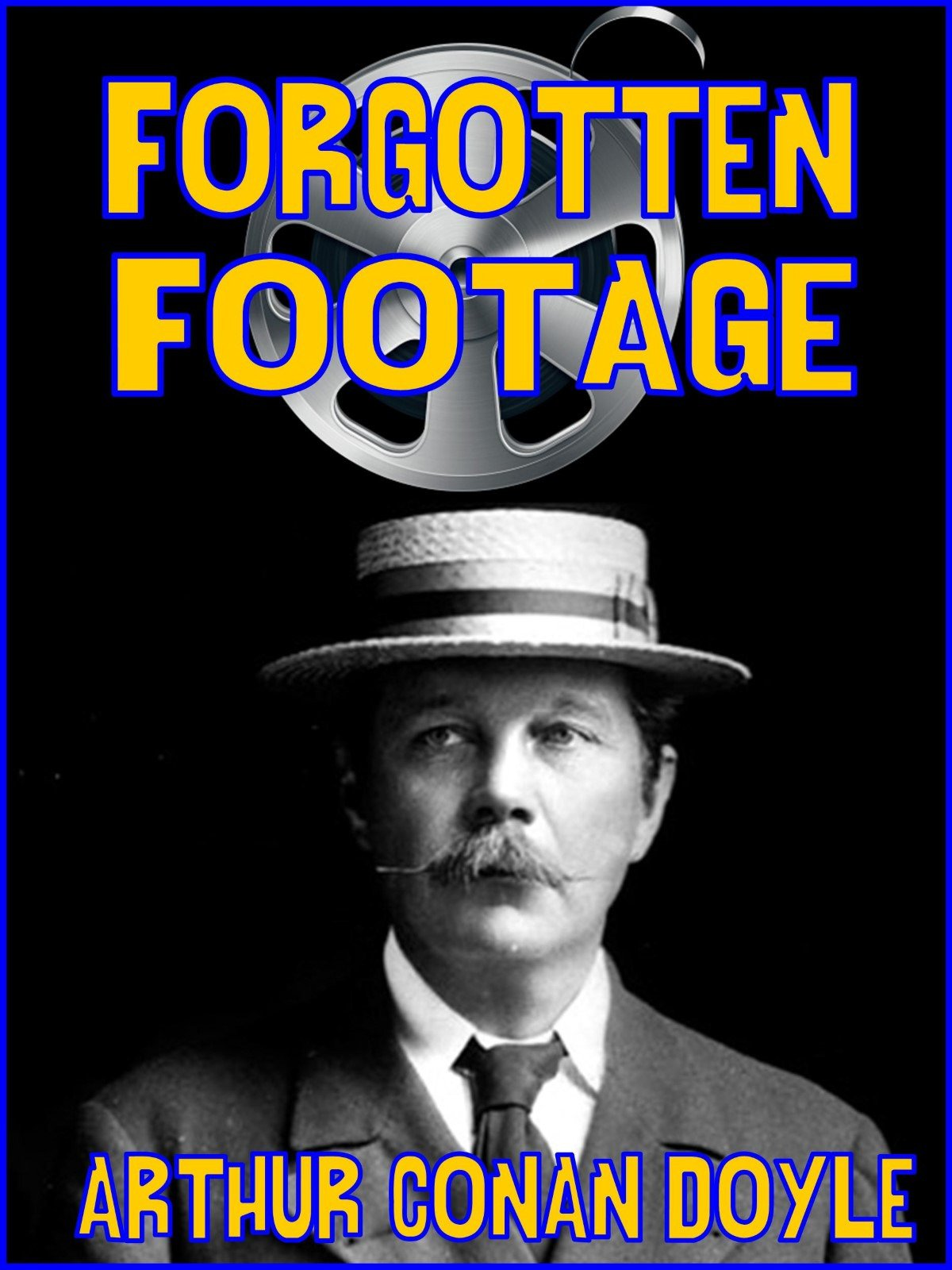 Forgotten Footage: Arthur Conan Doyle on Amazon Prime Video UK