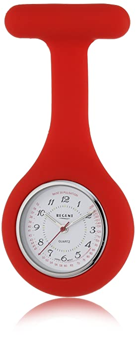 Bunte Krankenschwester-Uhr von Regent