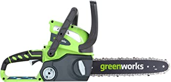 GreenWorks 20292 G-MAX 40V Chainsaw