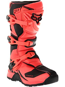 Bottes Motocross Enfant Fox 2016 Comp 5Y Orange