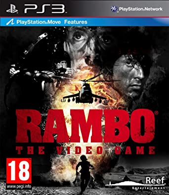 Rambo the Video Game (Test PS3) 71OEX4tBCPL._SX342_