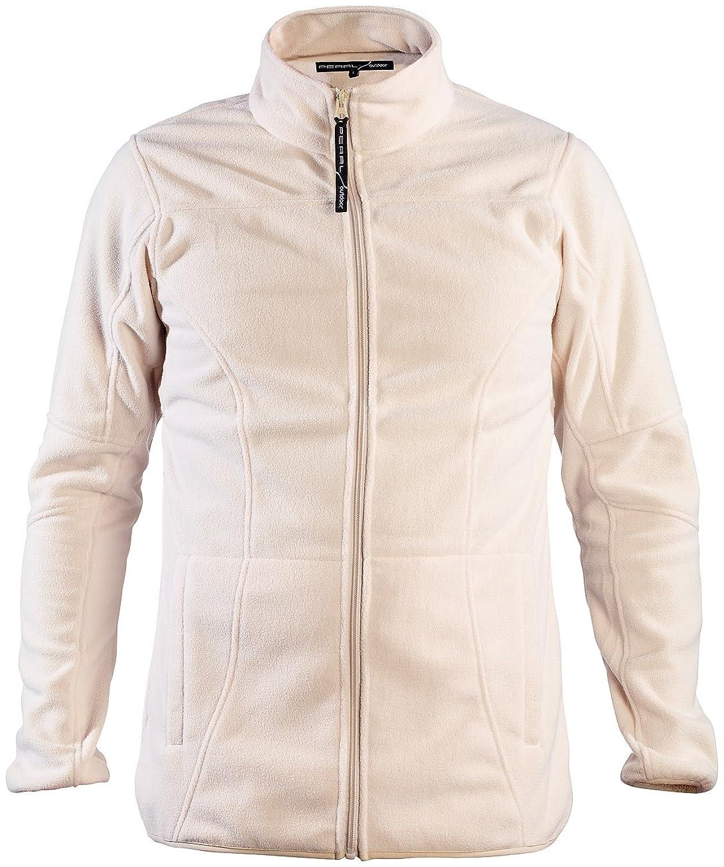 PEARL outdoor Fleece-Jacke für Herren, Größe M, beige günstig kaufen