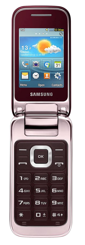 T�l�phone GSM SAMSUNG C3590 ROUGE