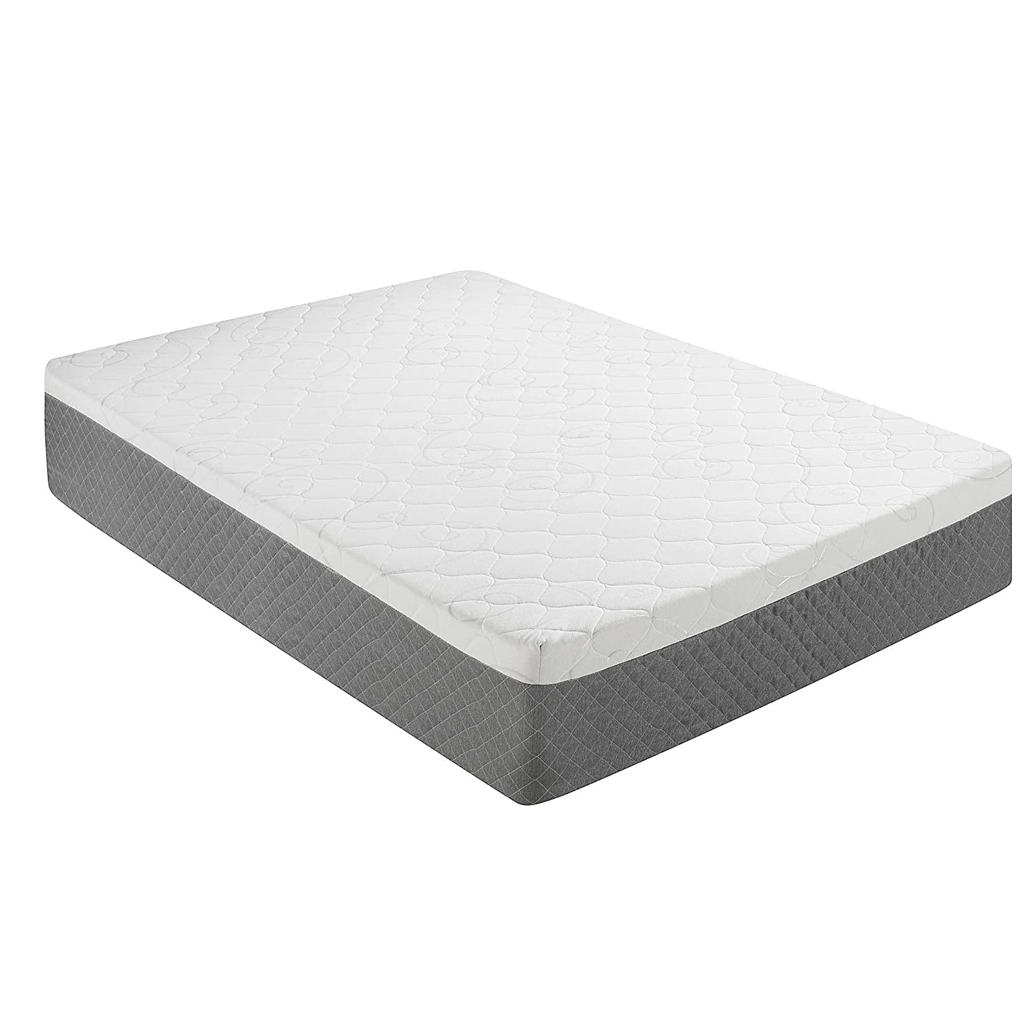 Sleep Innovations 14-Inch Memory Foam Mattress, Queen
