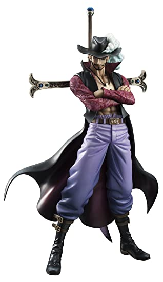 Mihawk Ver.2 de Portrait.Of.Pirates One Piece Series NEO-DX