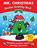Roger Hargreaves Mr. Christmas: Sticker Activity Book (Mr. Men and Little Miss)