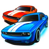 Kids Car games free racing app: Driving down the highway simulator