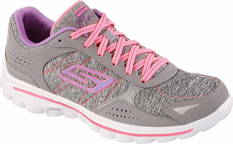 Skechers Women's Go Walk 2 Flash Gym Walking Shoe