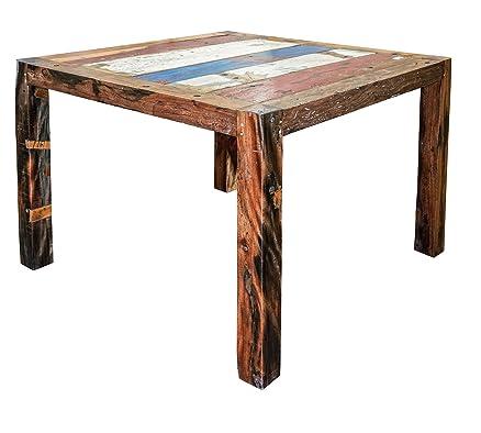Tavolo da pranzo in legno balinesischen barca