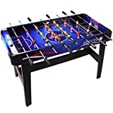 Giantex Foosball Table For Kids Soccer Football Competition Sized Arcade Game Room for Family Use (48
