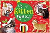 Tim Bugbird My Kitten Fun Box [With Doodle Activity Book, Cutest Kittens Mini Notebook and 4 Coloring Pencils and 4 Photo Postcar