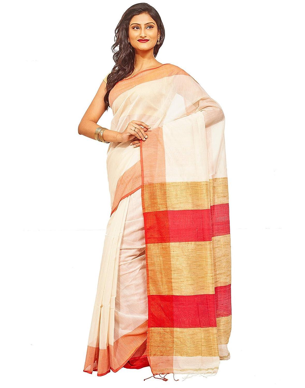 Bengal Silk Cotton Tant Saree
