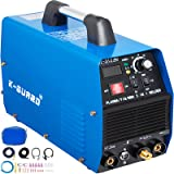 Mophorn TIG/MMA Plasma Cutter CT312 3 in 1 Combo Welding Machine Tig Welder 120A Arc Welder 120A Plasma Cutter 30A Plasma Cutting Machine Dual Voltage 110 220V (Color: Tig/Arc/Plasma Cutter 30Amp)