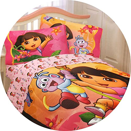 Dora the explorer bedding tktb for Dora themed bedroom designs