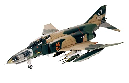 Tamiya - 60310 - Maquette - Aviation - F-4e Phantom Début Prod.