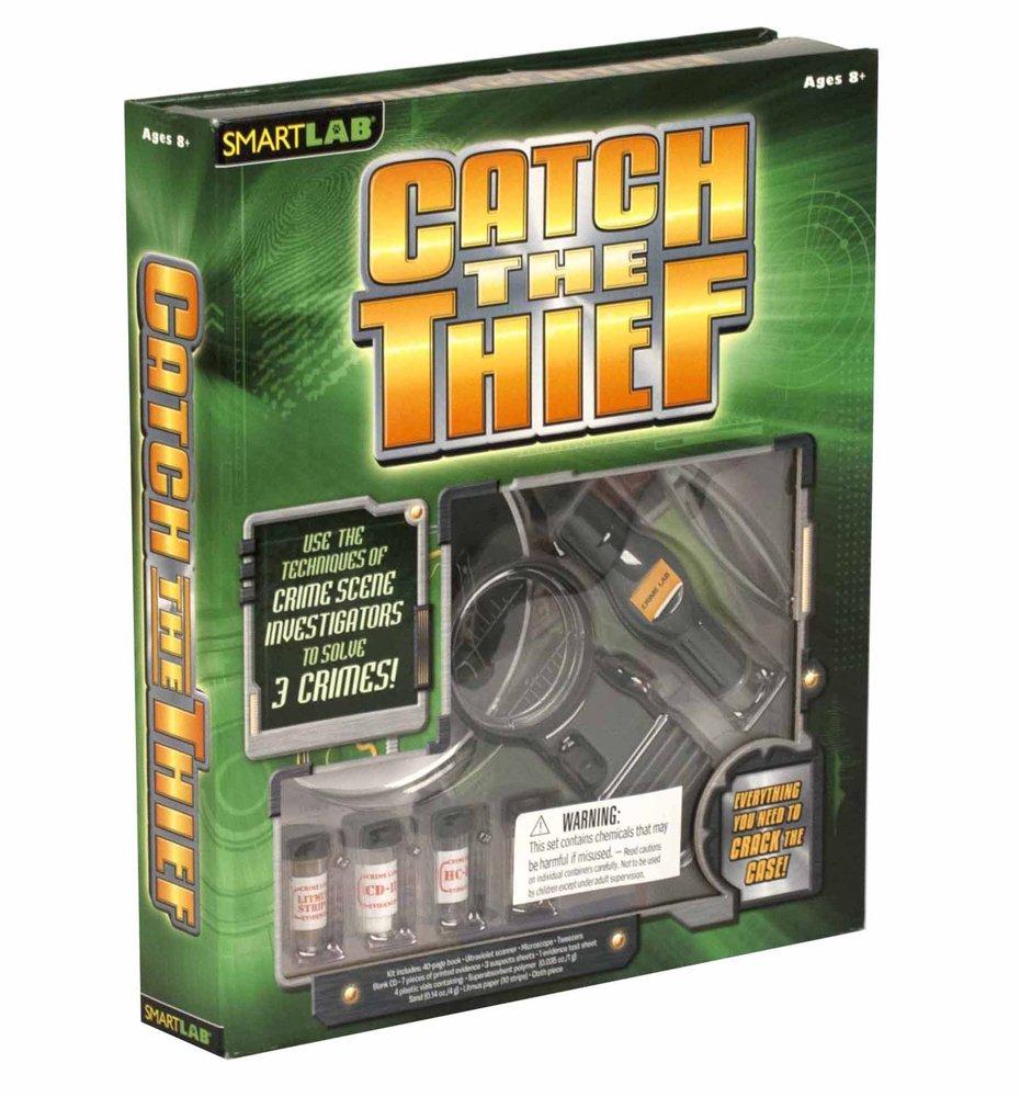 SmartLab Toys Catch The Thief