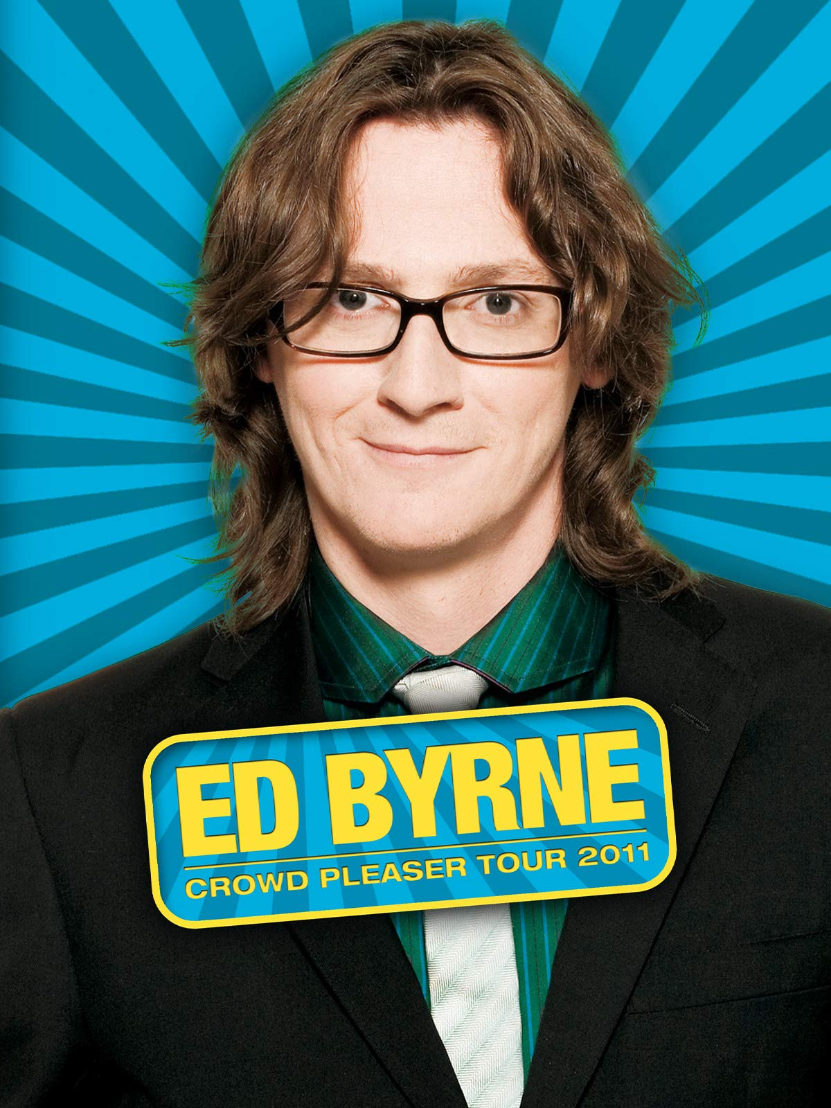 Ed Byrne Crowd Pleaser
