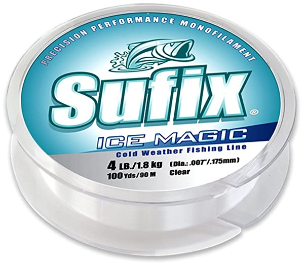 Sufix Ice Magic Fishing Line