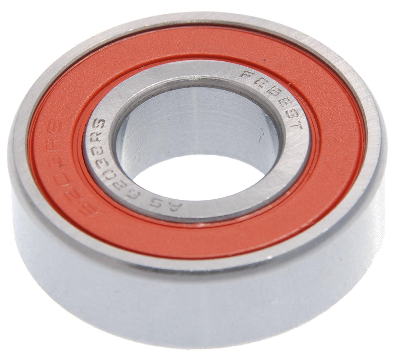 8942127140 - Ball Bearing (17X40X12) For Isuzu - Febest 48710aa010 rear track control rod for toyota febest